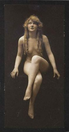 Naked women of the wild west