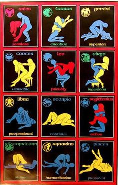 Sex positions leo naked